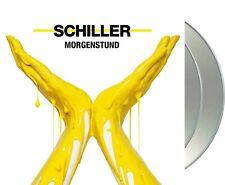 """Schiller """"morgenstund"""" Deluxe Edition CD + Blu-Ray NEU Album 2019"""