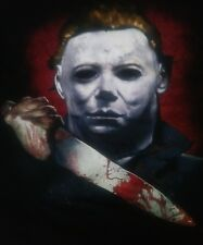 Halloween Horror Nights 2016 Universal Studios Michael Myers T Shirt 2XL XXL