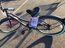 "✅Huffy 26"" Cranbrook Men's Beach Cruiser Comfort Bike, BLACK*SHIPS SAME DAY*✅"