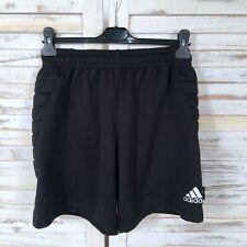 Vintage Adidas Football Men's Padded Shorts GK Goalkeeper Climalite - Size S