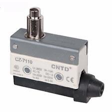 Micro Interruttore Switch Serie CZ Plastica 1NO+NC 10A 250V IP40 |CNTD-CZ-7110