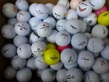 100 Golfbälle gebraucht Markenmix