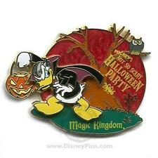 DONALD DUCK MICKEY'S NOT SO SCARY HALLOWEEN PARTY 2006 EVENT LE 2000 DISNEY PIN