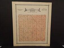 Nebraska Buffalo County Map Sharon Township 1919 P5#94