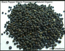High quality Indian Black Pepper Whole Pepper corns Natural Organic - 250g