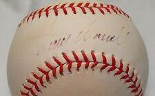 Todd Worrell  1986 ROY    Cardinals   Dodgers    Signed ONL Baseball