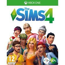 The Sims 4 IV 2017 Microsoft Xbox One Xb1 Boxed UK