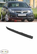 VAUXHALL OPEL VECTRA C 2005 - 2008 FRONT BUMPER SPOILER LIP RIGHT O/S DRIVER