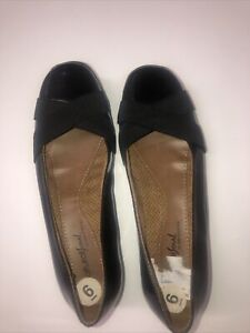 natural soul by naturalizer Black Patent Leather 6M