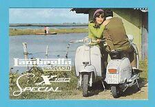 ADVERTISEMENT  -  LAMBRETTA  MOTOR  SCOOTER  -  MODEL  SX  150