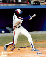 Expos Andre Dawson Authentic Signed 8x10 Photo Autographed BAS