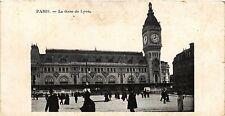 CPA PARIS 12e-La Gare de Lyon (322776)