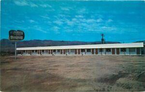 Camp Verde Arizona Fort Verde Motel roadside 1960s Postcard Dexon 20-10179
