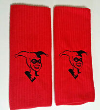 Embroidered Harley Quinn Hand Towel Set - Kitchen / Bathroom - Free Shipping!!