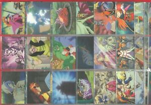 THE SLAYERS - COMIC IMAGES - 72 CARDS - 2001 TRADING SET in Sleeves (PF06)