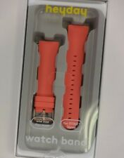 Heyday for Fitbit Versa Watch Band Salmon  One Size Fits Most