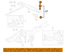 GM OEM Stabilizer Sway Bar-Front-Link 15996064