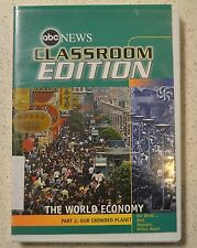 The World Economy Part 2: Our Crowded Planet Abc News Classroom Edition DVD D26
