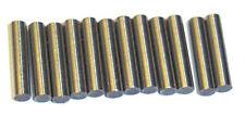 Hex Drive 12mm Cubo De Rueda Polos Pines 10 Piezas 1.5 Mm Por 8 Mm