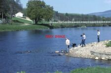 PHOTO  1984 MORAY RIVER SPEY AT ABERLOUR THE BRIDGE IS PART OF A NETWORK OF WALK