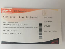 Nottingham Concert Tickets