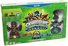 Skylanders SWAP FORCE STARTER PACK - Nintendo WiiU - Nuovo-Sigillato