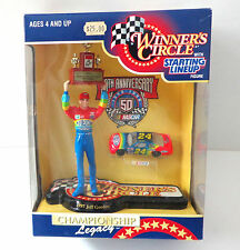 New Jeff Gordon Winners Circle 1997 Winston Cup Champion Starting Lineup Figure