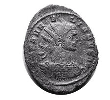 ANCIENT ROMAN COIN AURELIAN 270-275AD - FORTUNA REDUX  #TE164