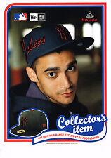 PUBLICITE ADVERTISING 094  2010  FOOT LOCKER   casquettes
