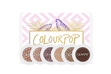 Colourpop Best of Super Shock Shadow Collection - Mile High NEW