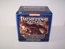 Gargantuan Red Dragon - Dungeons Deep Pathfinder Battles Miniature NIB