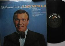 Country Lp Eddy Arnold The Romantic World Of On Rca