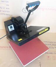 Digital Clamp Shell T Shirt Sublimation Heat Press Transfer Machine 15x15 Dgref