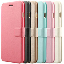Apple iPhone6 6 6s Colourful Flip Stand Wallet Cover Case