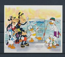 LM15100 Grenada olympics Donald Duck disney good sheet MNH