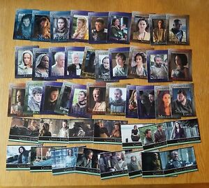 45 Game Of Thrones HBO Cards All Different