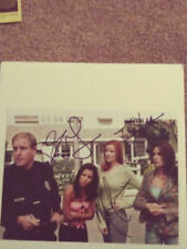 DESPERATE HOUSEWIVES SIGNED PHOTOGRAPH 8x10 3  HATCHER,CROSS,LONGORIA COA