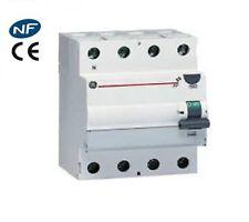 Interrupteur Différentiel type ac 4 poles 63A / 30mA