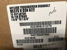Schlage BE375CEN622 Century Touch Deadbolt