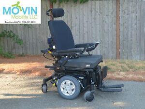Quantum Edge HD Rehab Wheelchair w/ Power Tilt Recline Legs ZERO MILES!