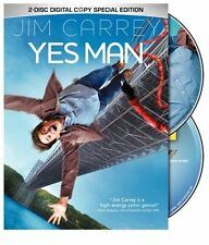 Yes Man  DVD Jim Carrey, Zooey Deschanel, Bradley Cooper, John Michael Higgins,