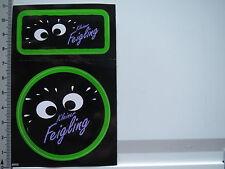 Aufkleber Sticker Kleiner Feigling - Klopfer - Feigenlikör (6188)