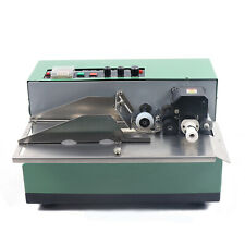 Automatic Ink Wheel Code Printer Ink Coding Machine Date Plane Printing Tool