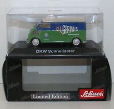 SCHUCO 1/43 - 02395 - DKW SCHNELLASTER - KASTEN GERVAIS