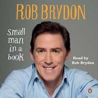Rob Brydon - Small Man in a Book (DVD) 8 X CD's Very Good Condition