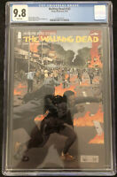 The Walking Dead # 183 CGC 9.8 And Michonne Without Her Sword 1st Elodie Cover