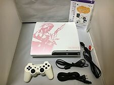 PlayStation 3 250GB FINAL FANTASY XIII LIGHTNING EDITION CEJH-10008 PS3 JAPAN