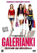 GALERIANKI  DVD  POLISH POLSKI