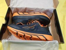 NEW ALTRA DUO MENS US SIZE 11.5 RUNNING SHOES orange