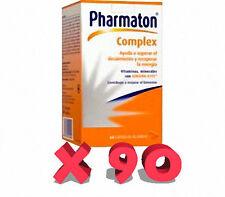 PHARMATON COMPLEX 90 CAPS CON MONOVARSALUD